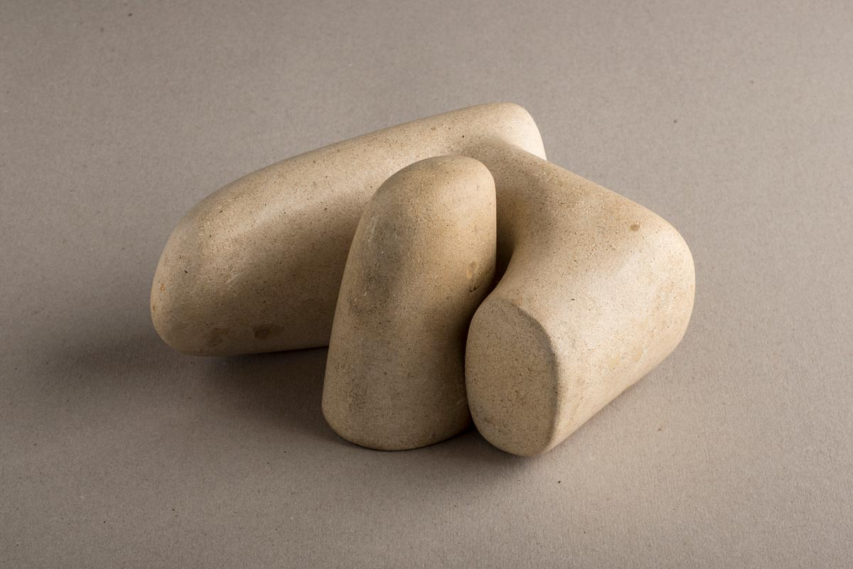 Limestone sculpture